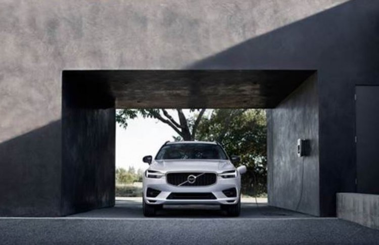 Volvo Cars-презентация гибридного XC60 T8 Twin Engine
