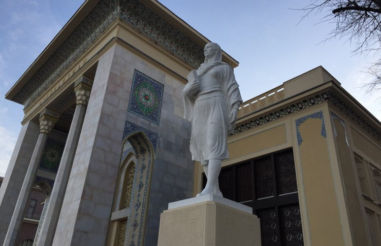 На ВДНХ открыли павильон республики Азербайджан