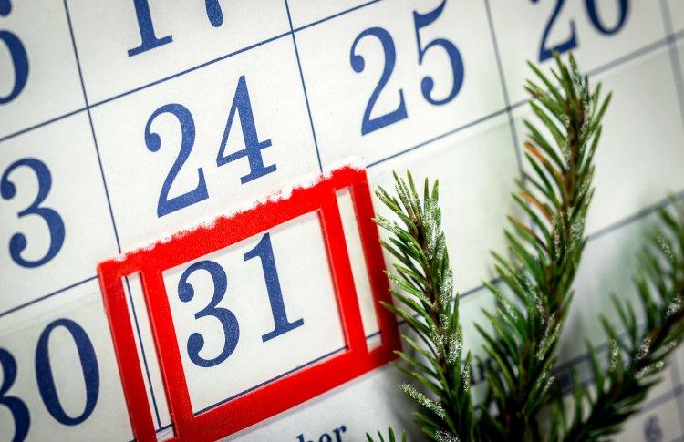 В Госдуму внесли законопроект о 31 декабря
