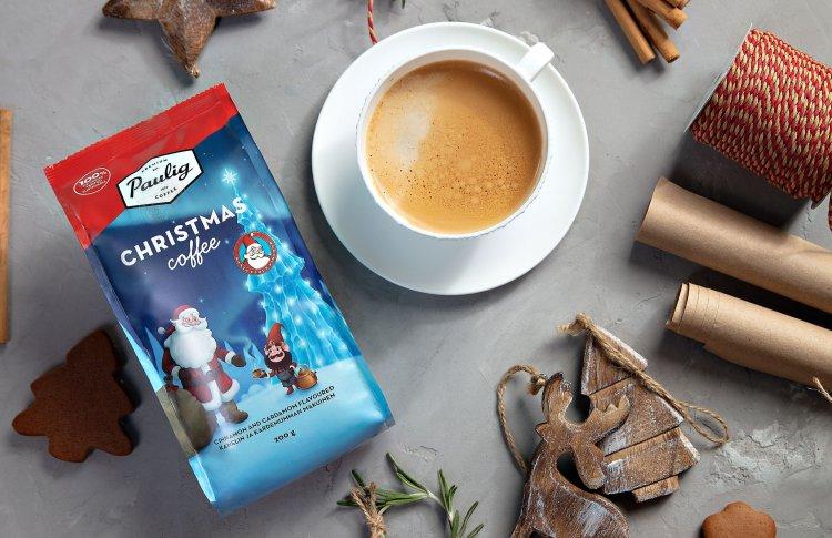 Идеальный кофе для новогодних праздников