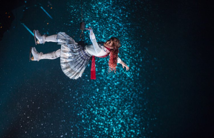 Как устроено шоу CRYSTAL от Cirque du Soleil