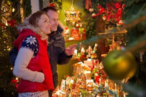 Где купить Новый год. 11 праздничных ярмарок Москвы