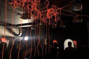 Открытие выставки «Современное искусство ритейла. Связанные одной сетью»