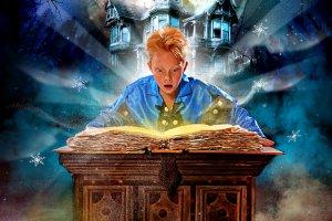 Семейный мюзикл «Тайна заколдованной книги»