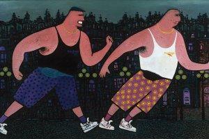 Выставка «Лихие 90-е. Свобода без границ»