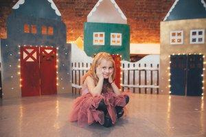 Новогодний праздник «Улица волшебных домов»