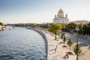 4 места в Москве, где можно сделать фото для Instagram
