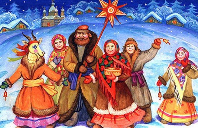 Рождественская программа Старого Английского двора