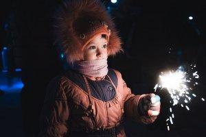 Фестиваль бенгальских огней пройдет в Петербурге