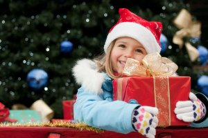 Новогодние подарки для активных детей
