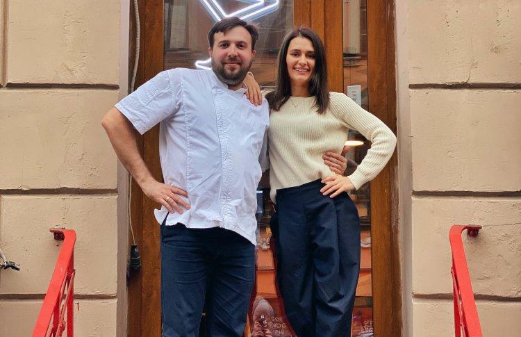 Илона Брижинскас, Константин Чуприн, Pantao Asian bar: мы знаем об азиатской кухне всё