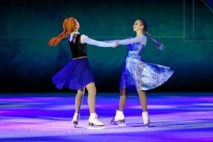 Новогодний спектакль на льду «Ледяное сердце»