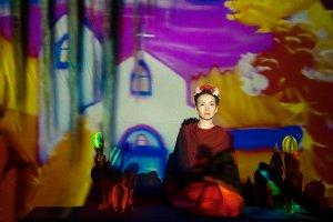 Премьера спектакля «Фрида» в Большом театре кукол
