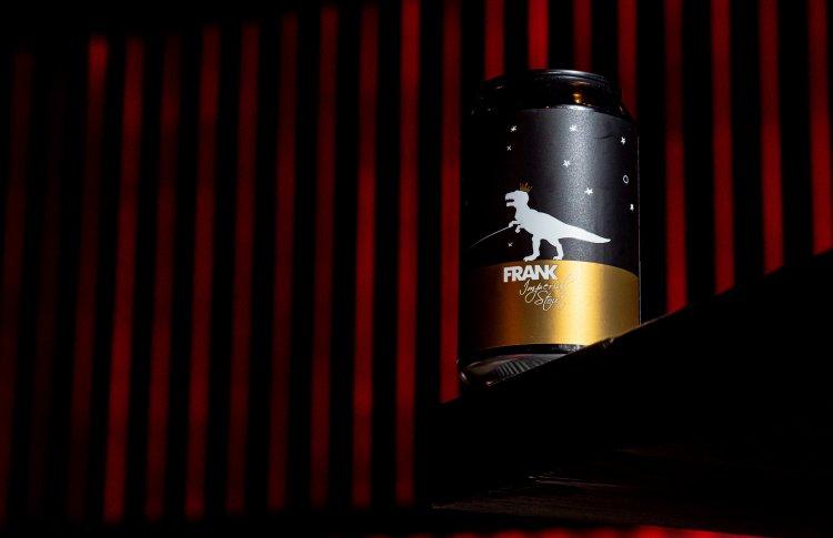 В ресторанах FRANK появится фирменное пиво