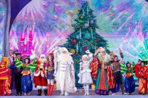 Звездные гости Кремлевской Елки увидели новогоднюю сказку «Письмо Деду Морозу»