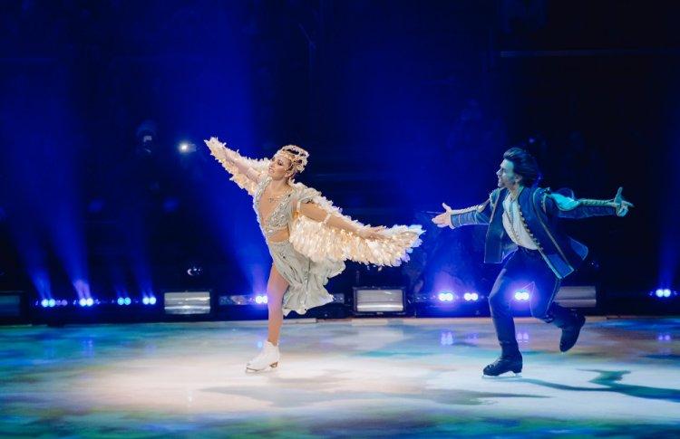Сказка на льду: премьера нового шоу Татьяны Навки «Спящая красавица. Легенда двух королевств»