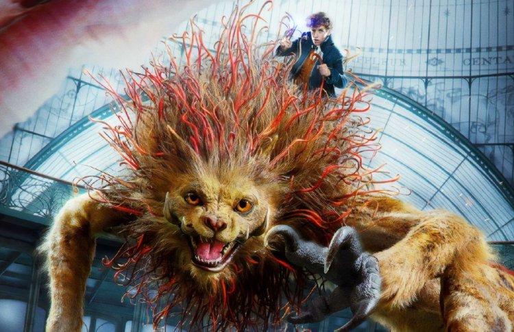 ВВС выпустит фильм о мифических зверях Джон Роулинг