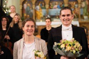 Завершился VI международный рождественский фестиваль духовной музыки «Адвент»