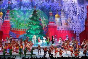 После боя курантов: новогодние елки, на которые можно сходить в январе