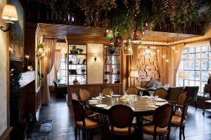 Shishkin cafe