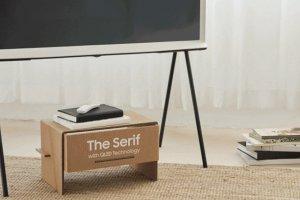 Samsung представил упаковку, из которой можно делать мебель
