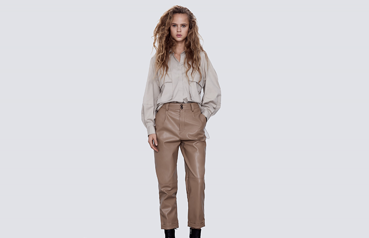 Покупка недели: Кожаные брюки