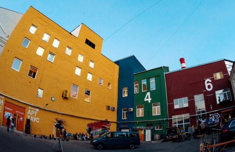 Творческое место: 8 арт-пространств в Москве