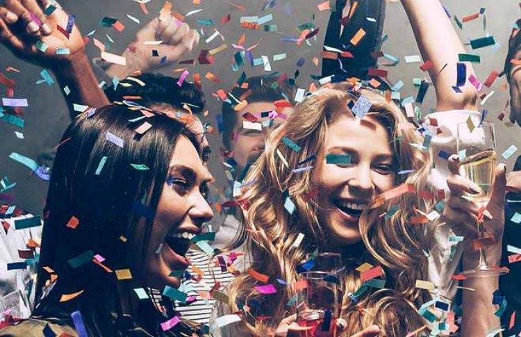 20 лучших новогодних вечеринок