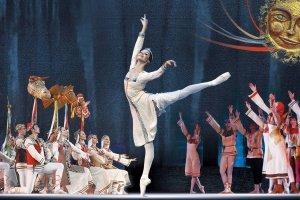 5 причин пойти на январские спектакли театра «Кремлевский балет»