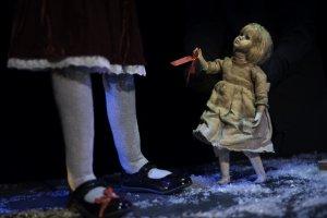 Спектакль «Девочка со спичками»
