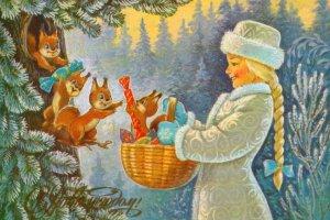 83 года Снегурочке: в чем секрет ее вечной молодости