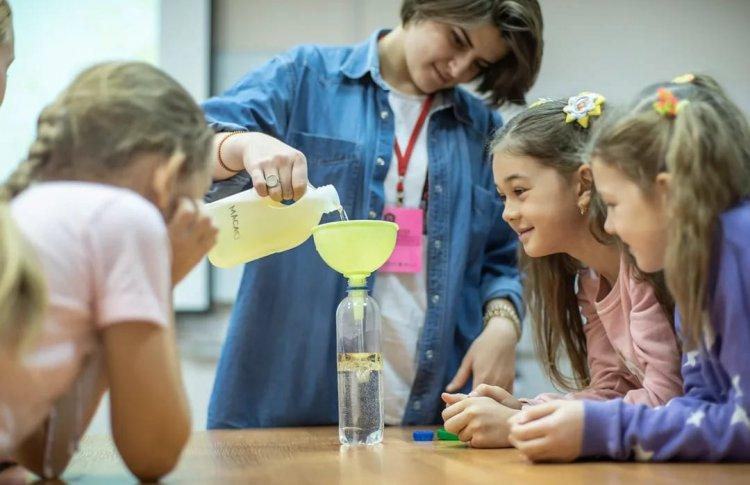 6 причин отправить ребенка в «Университет детей» Политеха