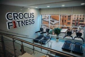 Первый Crocus Fitness открылся в центре Петербурга