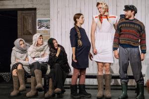 Дорогу молодым: 6 самых интересных студенческих спектаклей