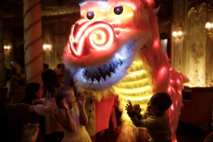 Где отметить китайский новый год