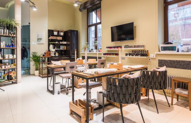 Новое место: Салон красоты, работающий по принципу Slow Beauty