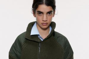 4 способа носить спортивный свитер на молнии