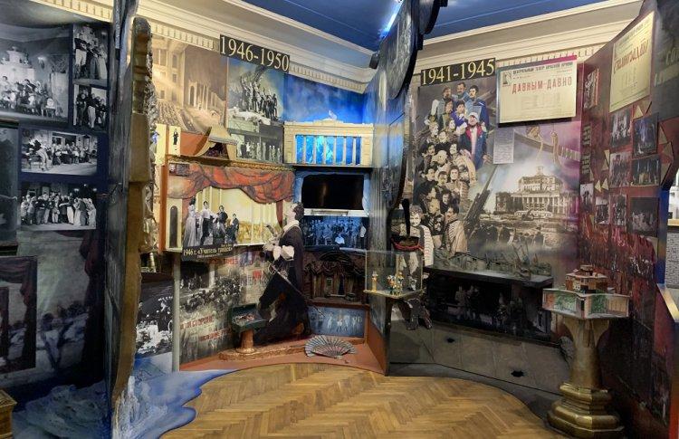 Театр Российской Армии отмечает     90-летний юбилей