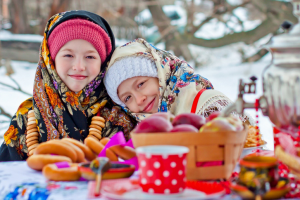 Куда пойти в Москве с детьми в феврале