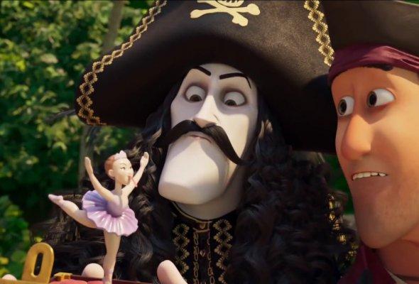 Капитан Саблезуб и Волшебный бриллиант - Фото №1