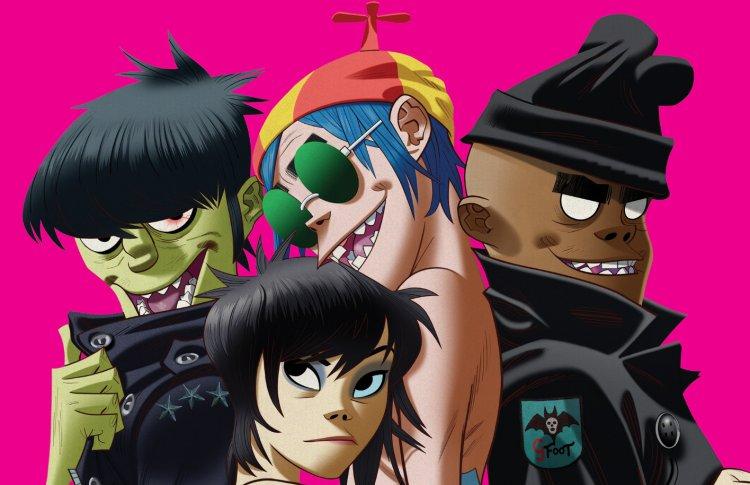 10 лучших песен Gorillaz, записанных вместе с другими исполнителями