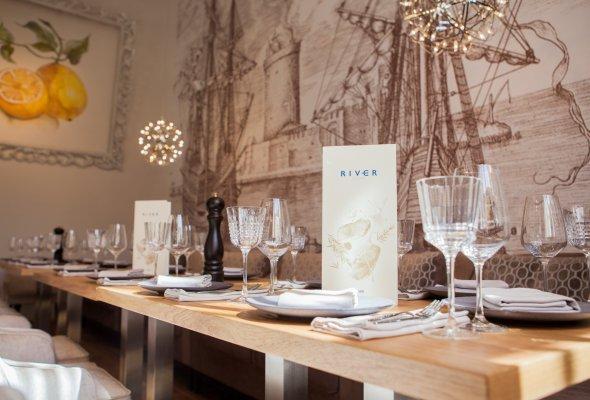 Ресторан River - Фото №1