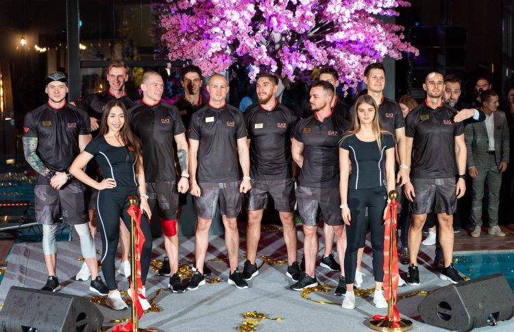 Открытие Crocus Fitness Neva Towers: компания lady & gentleman CITY стала спортивным партнером клуба