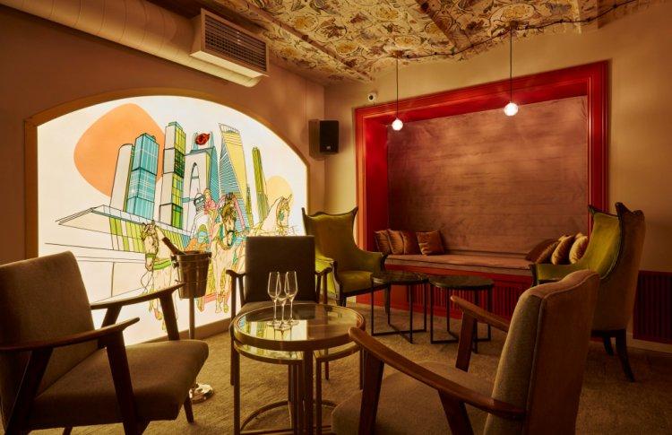 36 лучших коктейльных баров Москвы