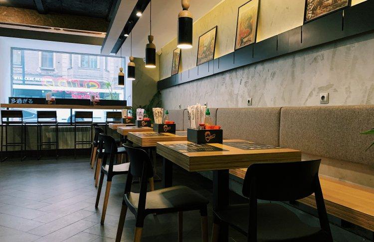 Slurp Ramen Bar – сеть японских лапшичных в западном прочтении
