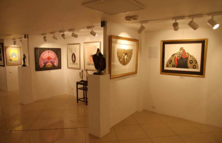 Музей печатной графики