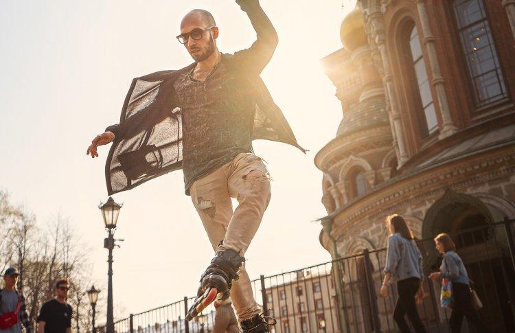 Роман Гордин, основатель школы Skate Town: катание на роликах дарит чувство свободы