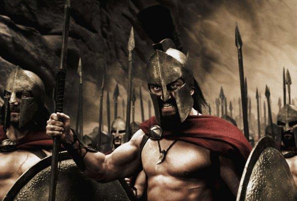 300 спартанцев - Фото №0