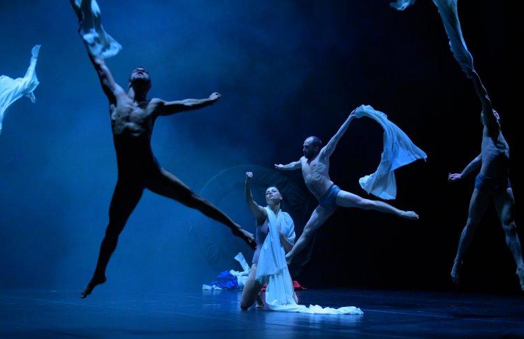 Фестивали Dance Open и Context.Diana Vishneva: ехать в Петербург или оставаться в Москве