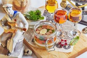 Как московские рестораны отмечают День защитника Отечества